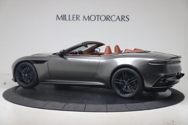 New 2020 Aston Martin DBS Superleggera Volante for sale $375,916 at Bentley Greenwich in Greenwich CT 06830 3