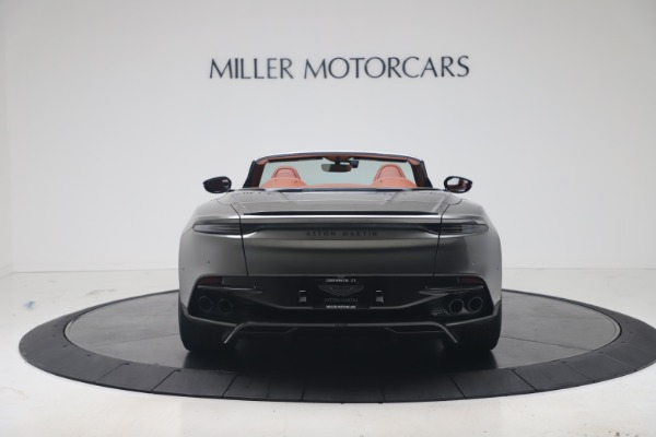 New 2020 Aston Martin DBS Superleggera Volante for sale $375,916 at Bentley Greenwich in Greenwich CT 06830 5