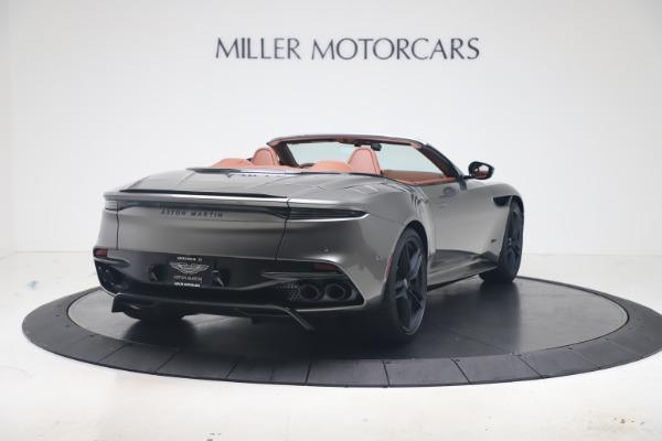 New 2020 Aston Martin DBS Superleggera Volante for sale $375,916 at Bentley Greenwich in Greenwich CT 06830 6