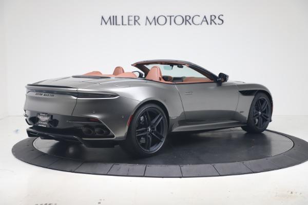New 2020 Aston Martin DBS Superleggera Volante for sale $375,916 at Bentley Greenwich in Greenwich CT 06830 7
