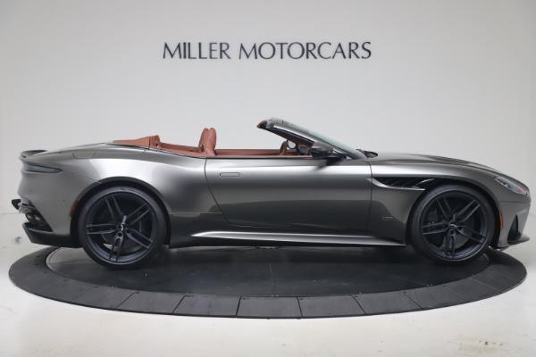 New 2020 Aston Martin DBS Superleggera Volante for sale $375,916 at Bentley Greenwich in Greenwich CT 06830 8