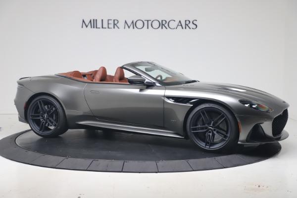 New 2020 Aston Martin DBS Superleggera Volante for sale $375,916 at Bentley Greenwich in Greenwich CT 06830 9