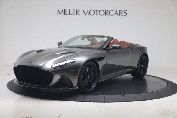 New 2020 Aston Martin DBS Superleggera Volante for sale $375,916 at Bentley Greenwich in Greenwich CT 06830 1