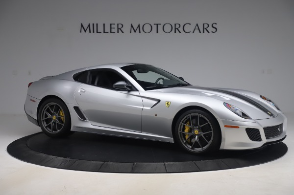 Used 2011 Ferrari 599 GTO for sale Sold at Bentley Greenwich in Greenwich CT 06830 10