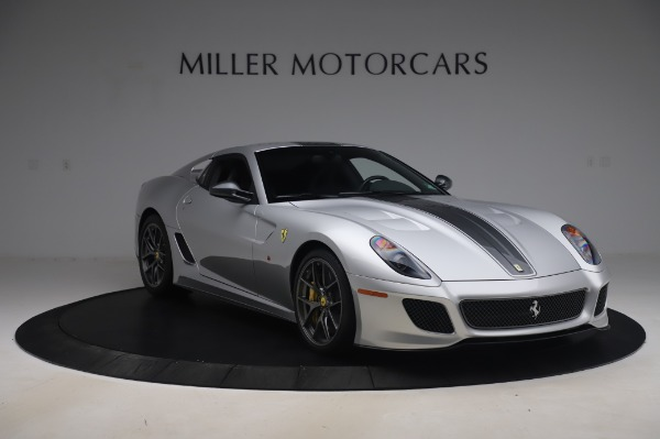 Used 2011 Ferrari 599 GTO for sale Sold at Bentley Greenwich in Greenwich CT 06830 11