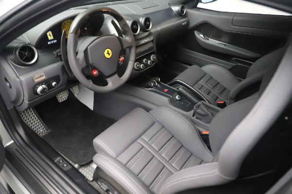Used 2011 Ferrari 599 GTO for sale Sold at Bentley Greenwich in Greenwich CT 06830 13