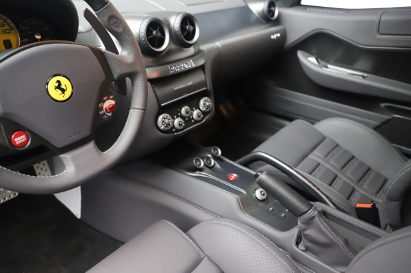 Used 2011 Ferrari 599 GTO for sale Sold at Bentley Greenwich in Greenwich CT 06830 22