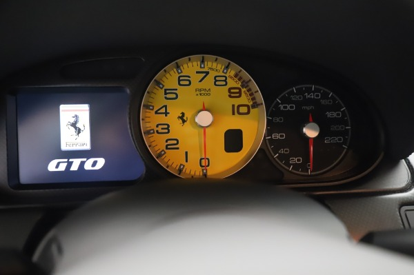 Used 2011 Ferrari 599 GTO for sale Sold at Bentley Greenwich in Greenwich CT 06830 27