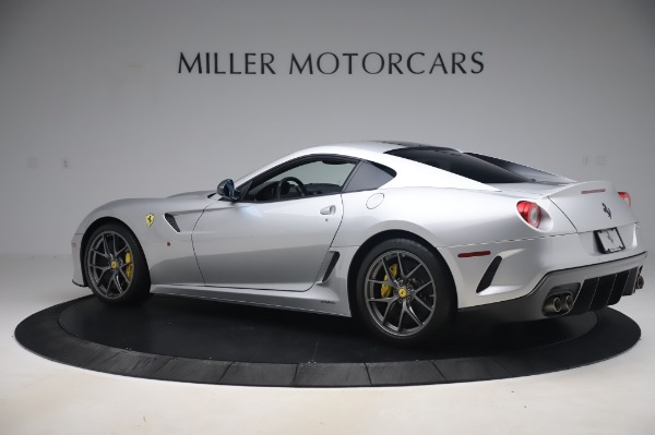 Used 2011 Ferrari 599 GTO for sale Sold at Bentley Greenwich in Greenwich CT 06830 4