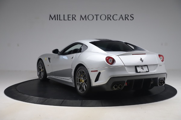 Used 2011 Ferrari 599 GTO for sale Sold at Bentley Greenwich in Greenwich CT 06830 5