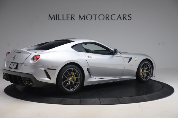 Used 2011 Ferrari 599 GTO for sale Sold at Bentley Greenwich in Greenwich CT 06830 8
