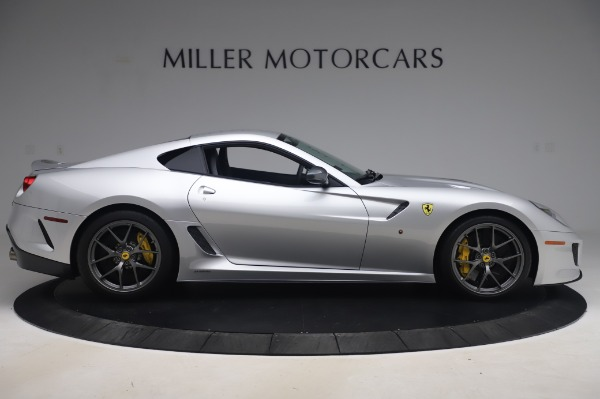 Used 2011 Ferrari 599 GTO for sale Sold at Bentley Greenwich in Greenwich CT 06830 9
