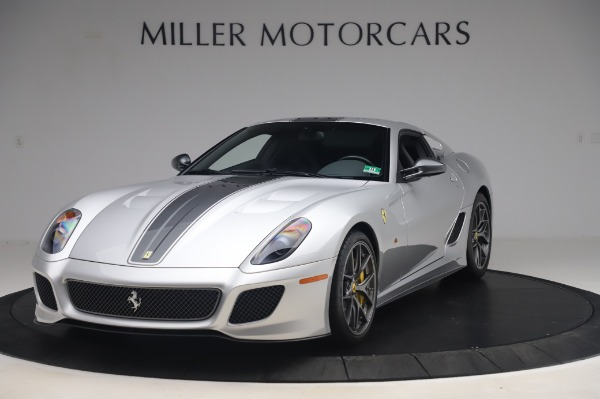 Used 2011 Ferrari 599 GTO for sale Sold at Bentley Greenwich in Greenwich CT 06830 1