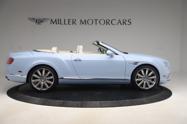 Used 2017 Bentley Continental GT Convertible W12 for sale $169,900 at Bentley Greenwich in Greenwich CT 06830 10