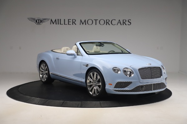 Used 2017 Bentley Continental GT Convertible W12 for sale $169,900 at Bentley Greenwich in Greenwich CT 06830 12