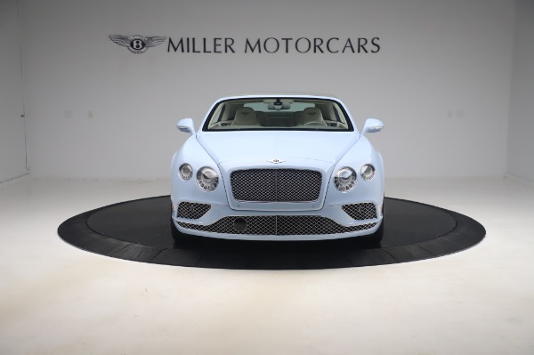 Used 2017 Bentley Continental GT Convertible W12 for sale $169,900 at Bentley Greenwich in Greenwich CT 06830 13