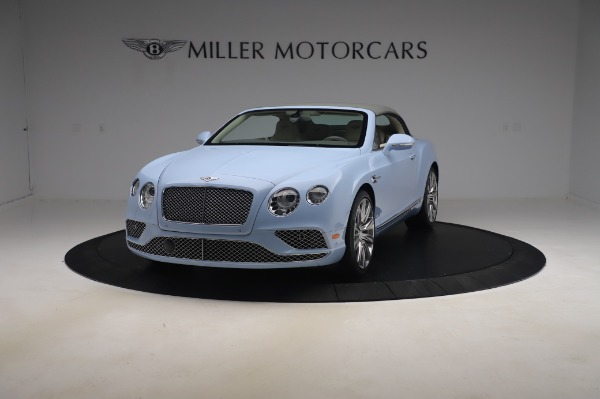 Used 2017 Bentley Continental GT Convertible W12 for sale $169,900 at Bentley Greenwich in Greenwich CT 06830 14