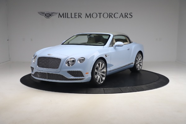 Used 2017 Bentley Continental GT Convertible W12 for sale $169,900 at Bentley Greenwich in Greenwich CT 06830 15