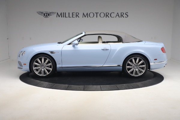 Used 2017 Bentley Continental GT Convertible W12 for sale $169,900 at Bentley Greenwich in Greenwich CT 06830 16