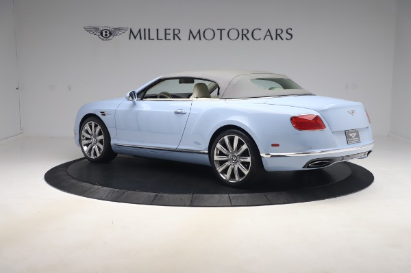 Used 2017 Bentley Continental GT Convertible W12 for sale $169,900 at Bentley Greenwich in Greenwich CT 06830 18