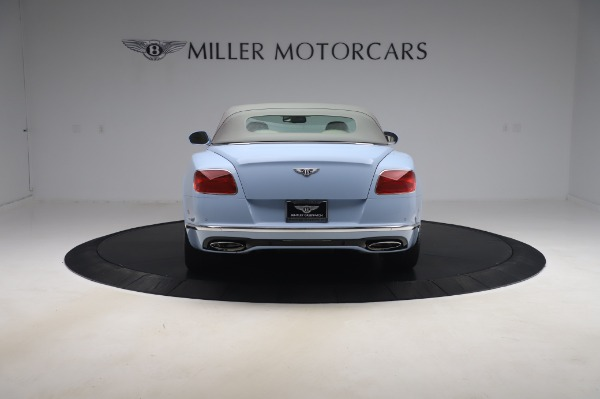 Used 2017 Bentley Continental GT Convertible W12 for sale $169,900 at Bentley Greenwich in Greenwich CT 06830 19