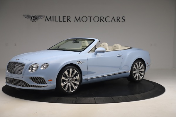 Used 2017 Bentley Continental GT Convertible W12 for sale $169,900 at Bentley Greenwich in Greenwich CT 06830 2
