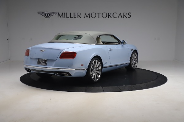 Used 2017 Bentley Continental GT W12 for sale Sold at Bentley Greenwich in Greenwich CT 06830 20