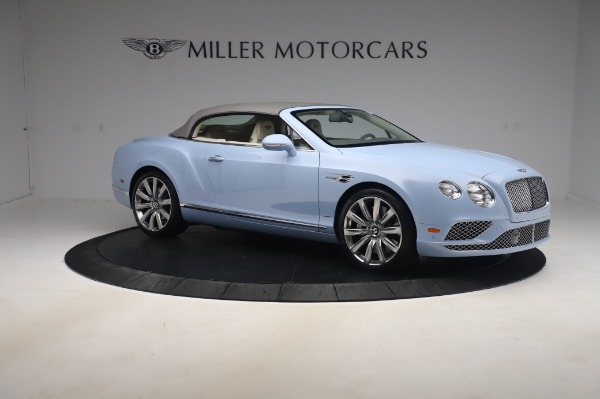 Used 2017 Bentley Continental GT Convertible W12 for sale $169,900 at Bentley Greenwich in Greenwich CT 06830 23
