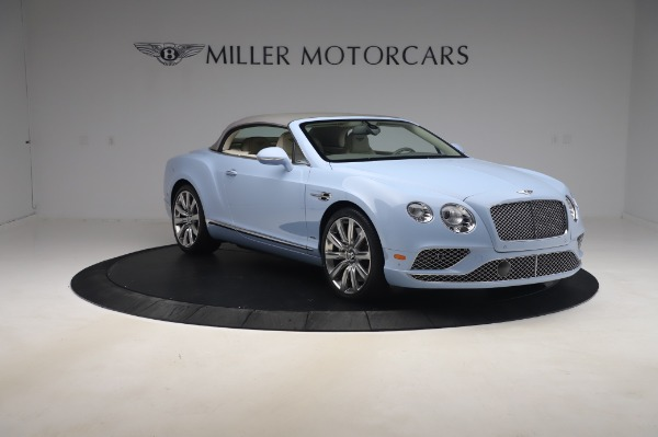 Used 2017 Bentley Continental GT Convertible W12 for sale $169,900 at Bentley Greenwich in Greenwich CT 06830 24