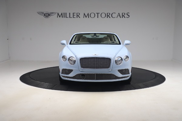 Used 2017 Bentley Continental GT Convertible W12 for sale $169,900 at Bentley Greenwich in Greenwich CT 06830 25