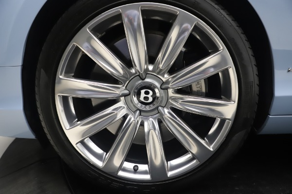 Used 2017 Bentley Continental GT Convertible W12 for sale $169,900 at Bentley Greenwich in Greenwich CT 06830 27