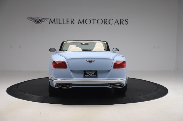 Used 2017 Bentley Continental GT Convertible W12 for sale $169,900 at Bentley Greenwich in Greenwich CT 06830 6
