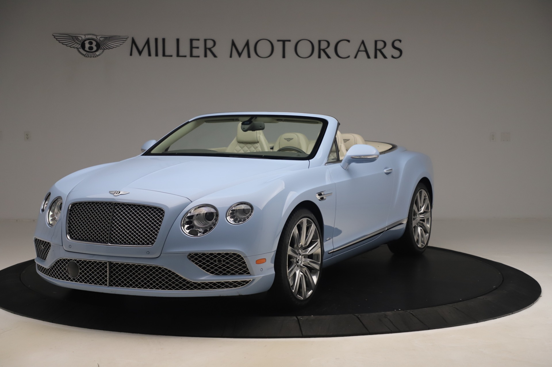 Used 2017 Bentley Continental GT Convertible W12 for sale $169,900 at Bentley Greenwich in Greenwich CT 06830 1
