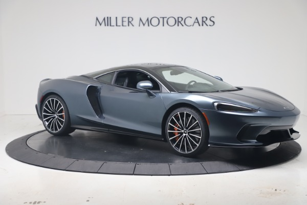 New 2020 McLaren GT Luxe for sale $247,125 at Bentley Greenwich in Greenwich CT 06830 10