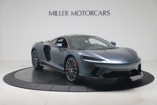 New 2020 McLaren GT Luxe for sale $247,125 at Bentley Greenwich in Greenwich CT 06830 11