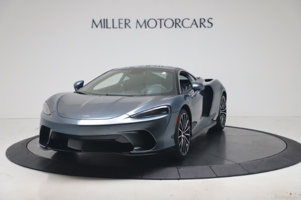 New 2020 McLaren GT Luxe for sale $247,125 at Bentley Greenwich in Greenwich CT 06830 2
