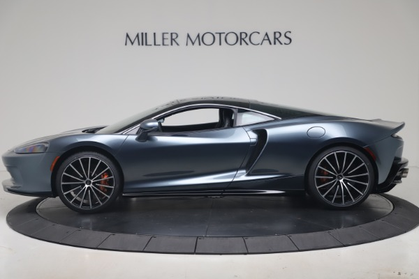 New 2020 McLaren GT Luxe for sale $247,125 at Bentley Greenwich in Greenwich CT 06830 3