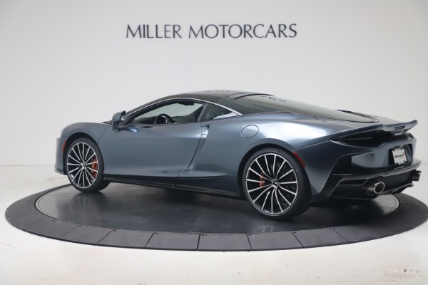 New 2020 McLaren GT Luxe for sale $247,125 at Bentley Greenwich in Greenwich CT 06830 4