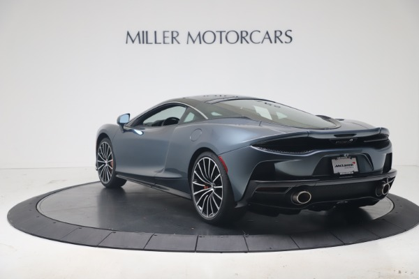 New 2020 McLaren GT Luxe for sale $247,125 at Bentley Greenwich in Greenwich CT 06830 5