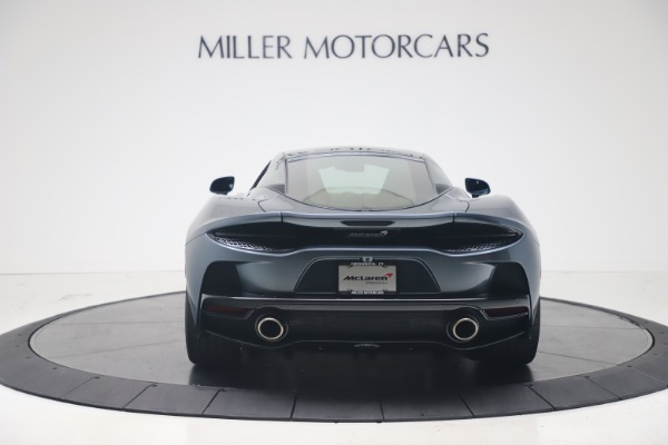 New 2020 McLaren GT Luxe for sale $247,125 at Bentley Greenwich in Greenwich CT 06830 6