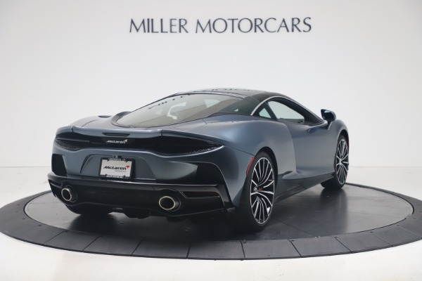New 2020 McLaren GT Luxe for sale $247,125 at Bentley Greenwich in Greenwich CT 06830 7
