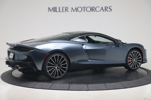 New 2020 McLaren GT Luxe for sale $247,125 at Bentley Greenwich in Greenwich CT 06830 8