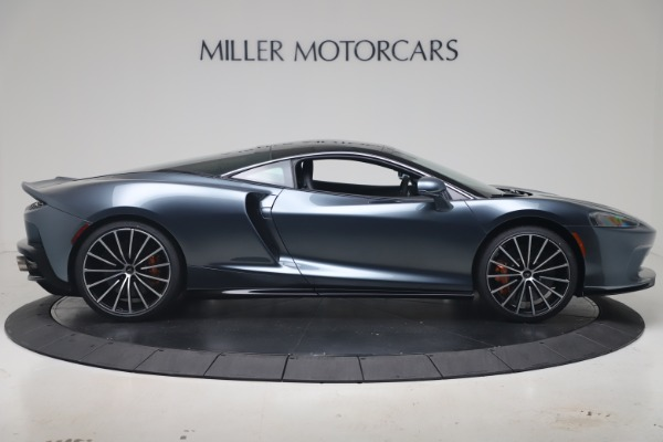 New 2020 McLaren GT Luxe for sale $247,125 at Bentley Greenwich in Greenwich CT 06830 9