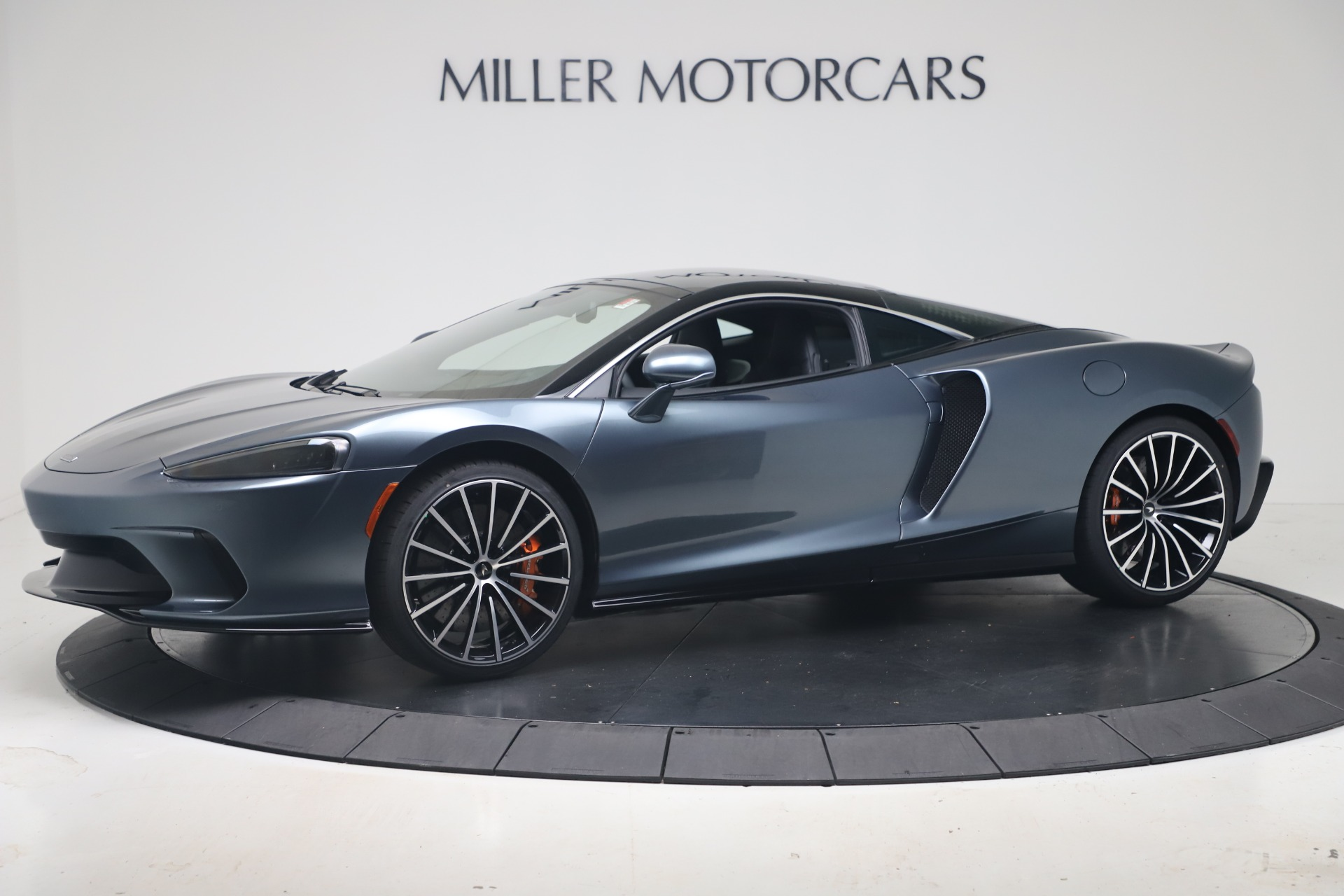 New 2020 McLaren GT Luxe for sale $247,125 at Bentley Greenwich in Greenwich CT 06830 1