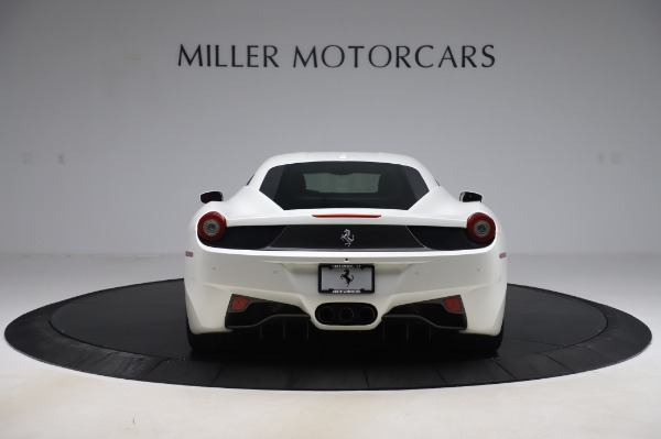 Used 2013 Ferrari 458 Italia for sale Sold at Bentley Greenwich in Greenwich CT 06830 6