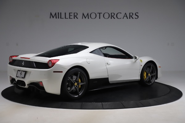 Used 2013 Ferrari 458 Italia for sale Sold at Bentley Greenwich in Greenwich CT 06830 7