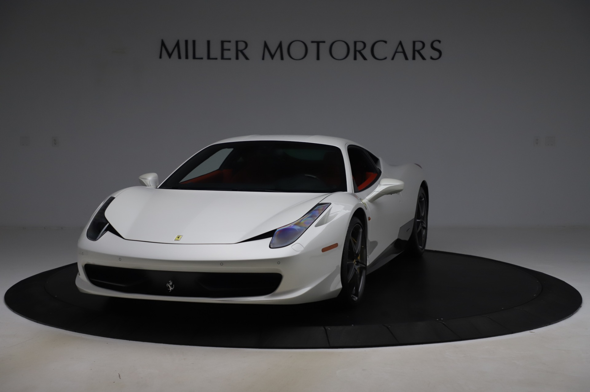 Used 2013 Ferrari 458 Italia for sale Sold at Bentley Greenwich in Greenwich CT 06830 1