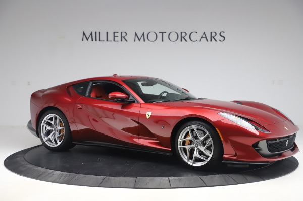 Used 2020 Ferrari 812 Superfast for sale $399,900 at Bentley Greenwich in Greenwich CT 06830 10