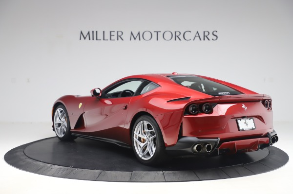 Used 2020 Ferrari 812 Superfast for sale Sold at Bentley Greenwich in Greenwich CT 06830 5