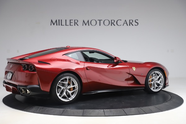 Used 2020 Ferrari 812 Superfast for sale $399,900 at Bentley Greenwich in Greenwich CT 06830 8